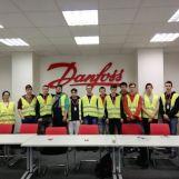 Exkurzia 1. A triedy odboru mechanik nastavovač vo firme Danfoss Power Solutions a.s.
