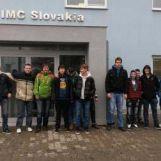 Exkurzia do firmy IMC-Slovakia s.r.o. - fotografie