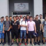 Exkurzia na Veliteľstve pozemných síl v Trenčíne