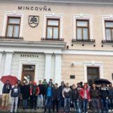 Návšteva mesta Kremnica