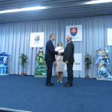 Ocenenie predsedu TSK