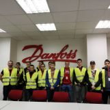 Odborná exkurzia vo firme Danfoss Power Solutions v Považskej Bystrici