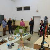 Otvorenie výstavy SOČ