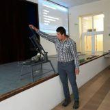Prezentácia odborných prác žiakov 3. ročníka odborov mechanik – nastavovač a mechanik strojov a zariadení