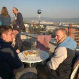 Raňajky so županom  v rámci Dňa otvorených dverí TSK