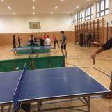 Stolný tenis – okresné kolo stredných škôl