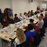 Stretnutie zástupcov zamestnávateľov,  výchovných poradcov základných škôl  a SOŠ strojníckej