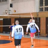 Volejbalový turnaj o pohár VOSR